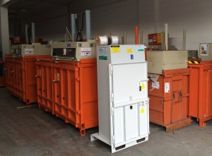 Waste Handling Solutions Used Stock